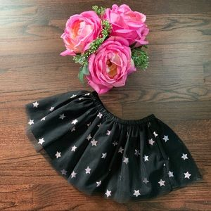 Epic Threads Black Tutu skirt, size 3T